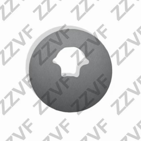 ZZVF ZVX567B - Riteņu sagāzuma regulēšanas skrūve autodraugiem.lv