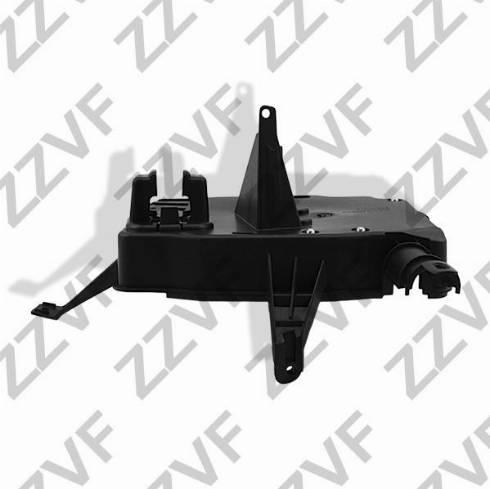 ZZVF ZVXY-FCS5-039 - Vadības elementi, Apsilde/Ventilācija autodraugiem.lv