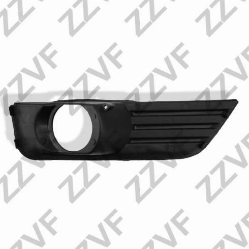 ZZVF ZVXY-FCS-011L - Bampera pārklājums, Piekabes aprīkojums autodraugiem.lv