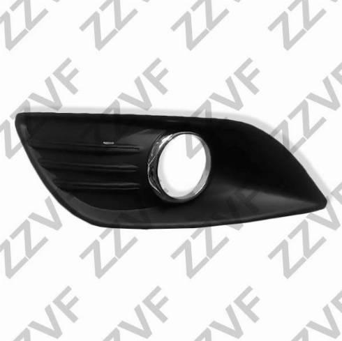 ZZVF ZVXY-FCS3-006L - Bampera pārklājums, Piekabes aprīkojums autodraugiem.lv