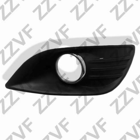 ZZVF ZVXY-FCS3-006R - Bampera pārklājums, Piekabes aprīkojums autodraugiem.lv